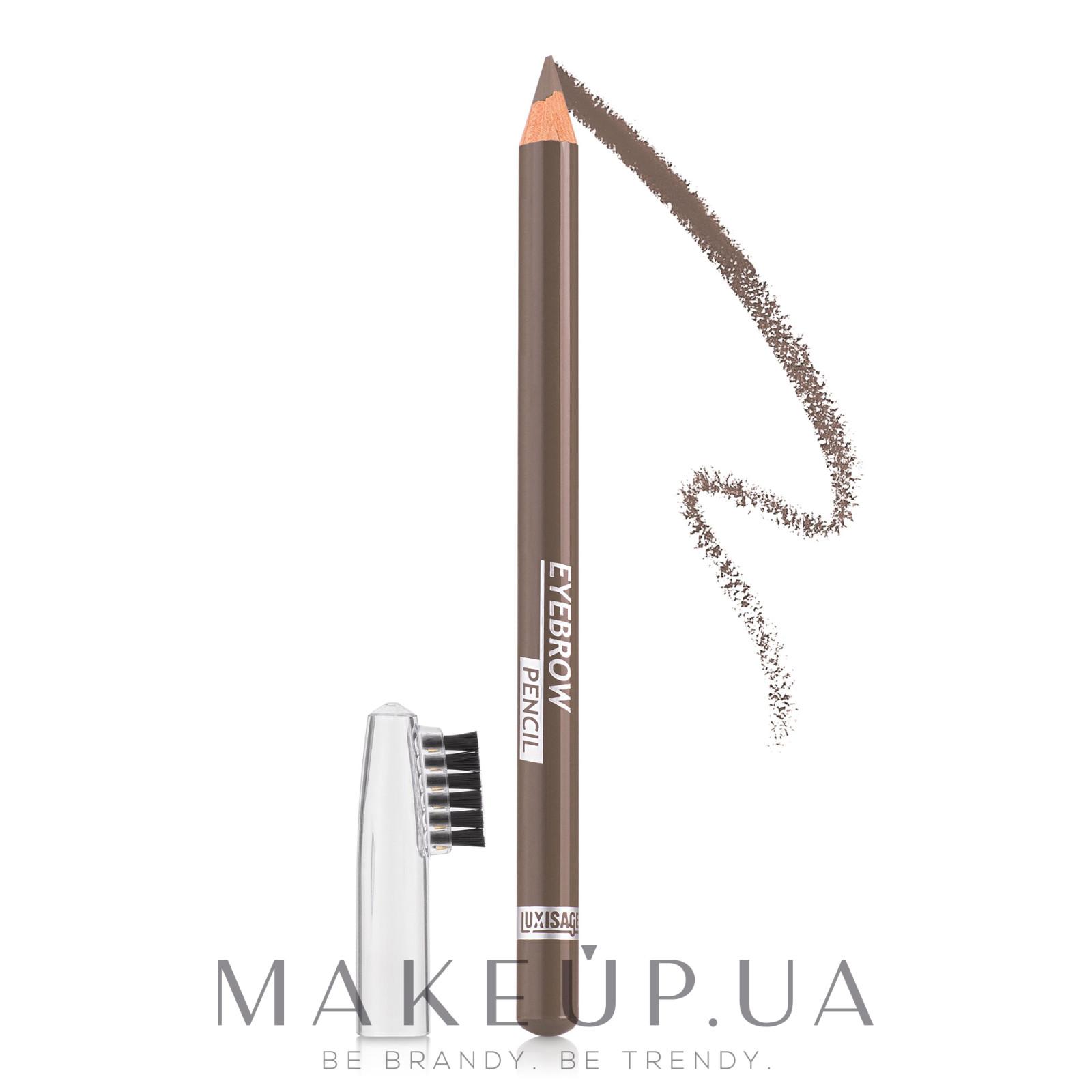Карандаш для бровей - Luxvisage Eyebrow Pencil — фото 99