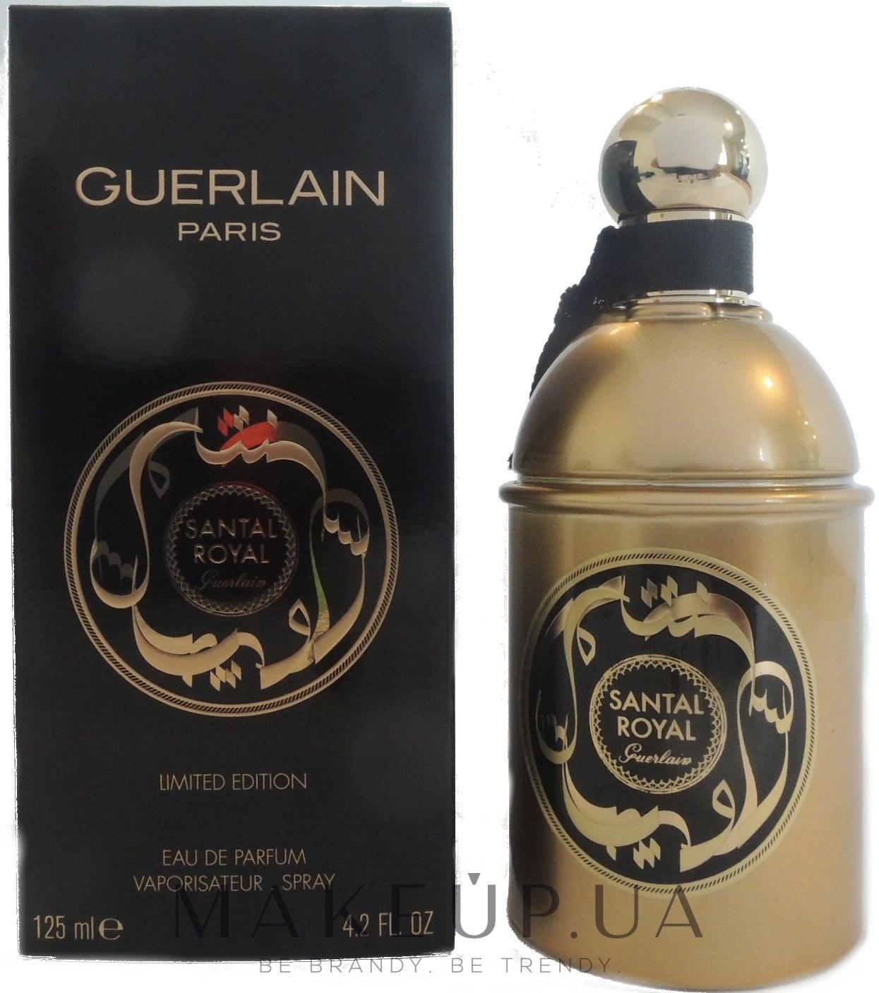 Makeup отзывы о Guerlain Santal Royal Limited Edition