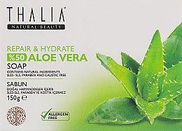 Духи, Парфюмерия, косметика Натуральное мыло с алоэ вера - Thalia Aloe Vera Soap