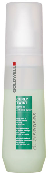 Двофазний спрей для кучерявого волосся - Goldwell DualSenses Curly Twist Leave-in 2-phase Spray — фото N1