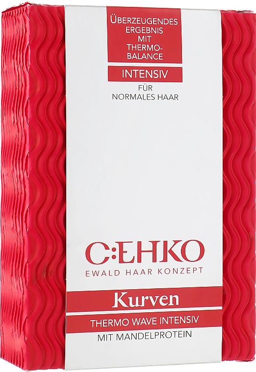 Термозавивка интенсив - C:EHKO Thermo Wave Intensiv