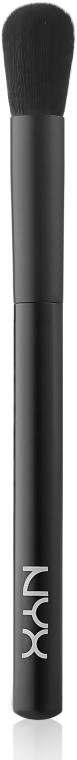 Профессиональная кисть для контурирования лица - NYX Professional Makeup Pro Contour Brush