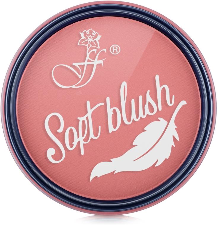Румяна компактные B819 - FFleur Soft Blush