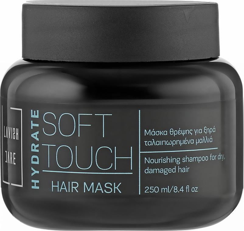 Маска для сухих и повреждённых волос - Lavish Care Hydrate Soft Touch Mask