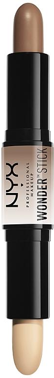 Двойной карандаш для контурирования - NYX Professional Makeup Wonder Stick