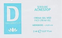Духи, Парфюмерия, косметика Крем-гель для профилактики и лечения акне - Dermophisiologique Seboline Acnestop Cream Gel (пробник)