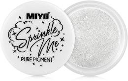 Духи, Парфюмерия, косметика Многофункциональный пигмент - Miyo Sprinkle Me