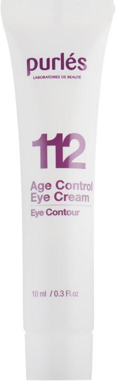 """Крем для век """"Контроль молодости"""" - Purles 112 Age Control Eye Cream (миниатюра)"""