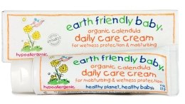 Духи, Парфюмерия, косметика Крем для ежедневного ухода с календулой - Earth Friendly Baby Daily Care Cream Organic Calendula
