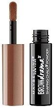 Духи, Парфюмерия, косметика Пудра для бровей - Maybelline New York Brow Drama Shaping Chalk Powder