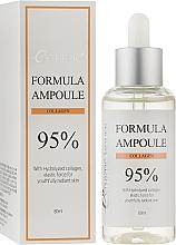Духи, Парфюмерия, косметика Сыворотка для лица с коллагеном - Esthetic House Formula Ampoule Collagen