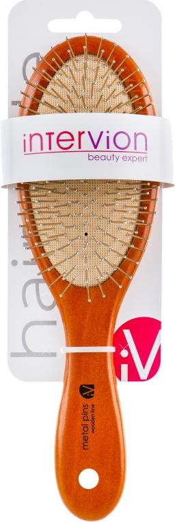 Щетка для волос массажная - Inter-Vion 498974