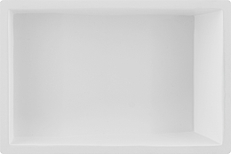 """Духи, Парфюмерия, косметика Мыльница """"Yoshi"""", полирезин, 4,3x13,4x9,2 см, белая - Spirella"""