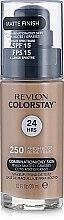 Духи, Парфюмерия, косметика Тональный крем - Revlon ColorStay Foundation For Combination/Oily Skin SPF 15
