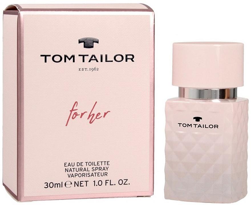 Tom Tailor For Her - Туалетная вода