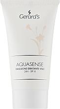 Духи, Парфюмерия, косметика Увлажняющая эмульсия для лица - Gerard's Cosmetics Aquasense Emulsion