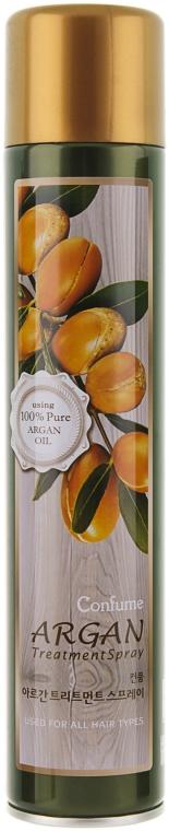 Лак для волос на основе арганового масла - Welcos Confume Argan Treatment Spray