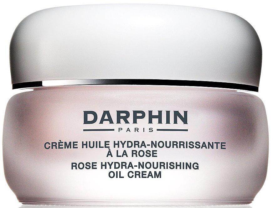 Питательное крем-масло для сухой кожи лица - Darphin Rose Hydra-Nourishing Oil Cream