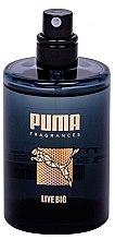 Духи, Парфюмерия, косметика Puma Live Big - Туалетная вода (тестер без крышечки)