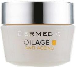 Духи, Парфюмерия, косметика Дневной питательный крем для лица - Dermedic Oilage Nourishing Day Cream That Restores Skin Density