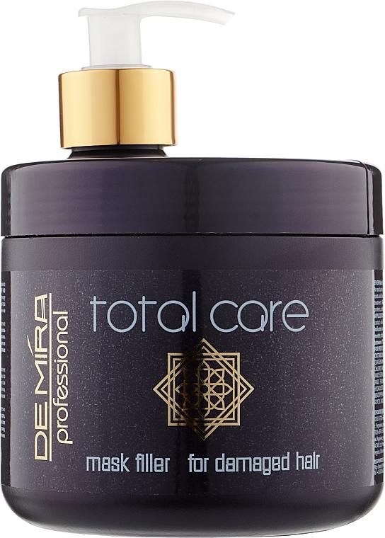 Маска-филлер для поврежденных волос - DeMira Professional Total Care Mask Filler For Damaged Hair