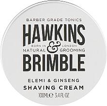 Духи, Парфюмерия, косметика Крем для бритья - Hawkins & Brimble Shaving Cream
