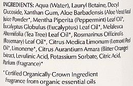 Шампунь для нормального та жирного волосся - Bentley Organic Shampoo For Normal to Oily Hair — фото N4