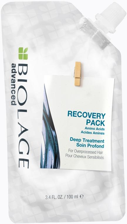 Маска глубокого действия для поврежденных волос - Biolage Advanced Keratindose Deep Treatment