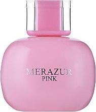 Духи, Парфюмерия, косметика Prestige Paris Merazur Pink - Парфюмированная вода (тестер с крышечкой)