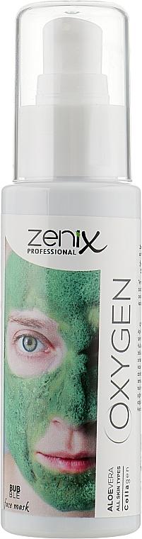 Кислородная маска для лица - Zenix Oxygen