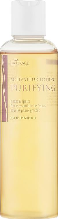 """Лосьон-активатор """"Пурифин"""" для жирной кожи - La Grace Activateur lotion Purifying"""