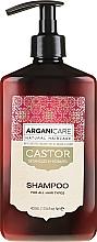 Духи, Парфюмерия, косметика Шампунь для роста волос - Arganicare Castor Oil Shampoo