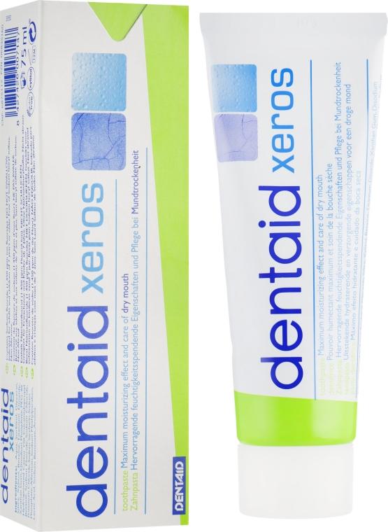 Зубная паста - Dentaid Xeros