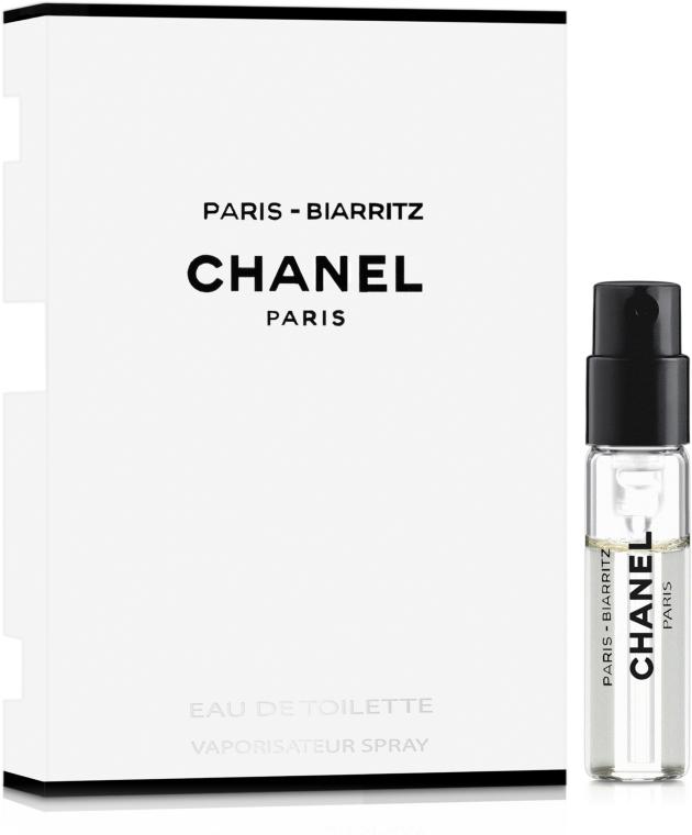 Chanel Paris-Biarritz - Туалетная вода (пробник)