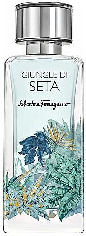 Salvatore Ferragamo Giungle di Seta - Парфюмированная вода (тестер с крышечкой)