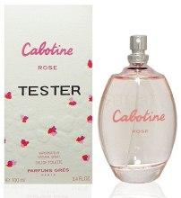 Духи, Парфюмерия, косметика Gres Cabotine Rose - Туалетная вода (тестер без крышечки)