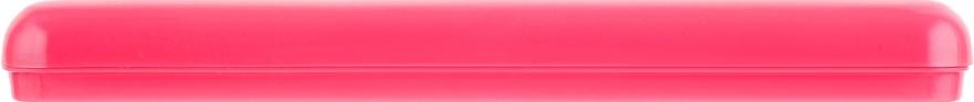 Футляр для зубной щетки 98018, малиновый - SPL