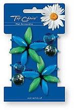 Духи, Парфюмерия, косметика Резинки для волос 2 шт, цветы и шарики, 21497 - Top Choice