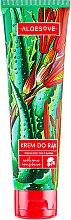 Духи, Парфюмерия, косметика Крем для рук с экстрактом сока алоэ - Aloesove Hand Cream