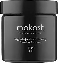 "Духи, Парфюмерия, косметика Крем для лица ""Фига"" - Mokosh Cosmetics Figa Smoothing Facial Cream"