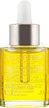 Парфумерія, косметика Масло для обличчя для зневодненої шкіри - Clarins Blue Orchid Face Oil Treatment