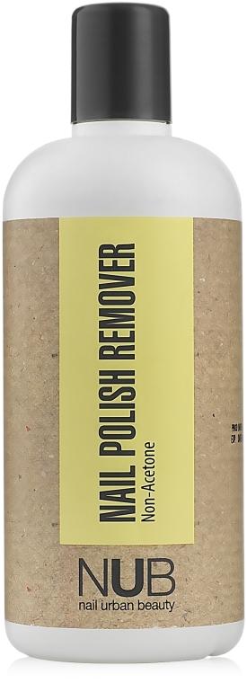 Жидкость для снятия лака - NUB Non-Acetone Nail Polish Remover