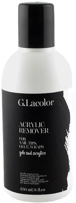 Средство для растворения акрила - G. Lacolor Acrylic Remover