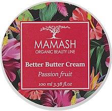 "Духи, Парфюмерия, косметика Баттер для тела ""Страстный фрукт"" - Mamash Organic Passion Fruit"