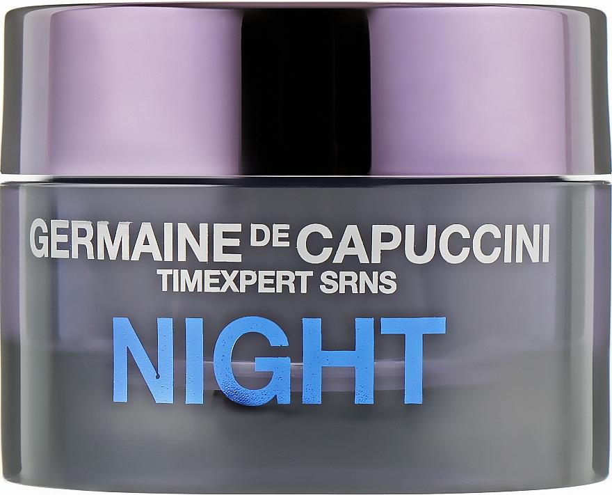 Крем ночной супервосстанавливающий - Germaine de Capuccini Night High Recovery Comfort Cream