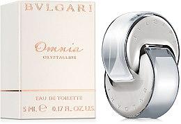 Духи, Парфюмерия, косметика Bvlgari Omnia Crystalline - Туалетная вода (мини)