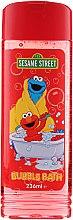 Духи, Парфюмерия, косметика Детская пена для ванны - Corsair 123 Sesame Street Bubble Bath