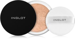 Парфумерія, косметика Розсипчаста пудра - Inglot Loose Powder
