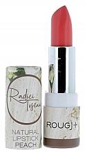 Духи, Парфюмерия, косметика Помада для губ - Rougi+ Green Natural Lipstick