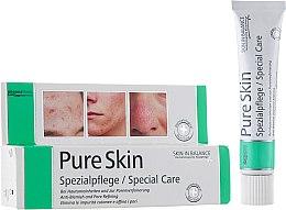 "Духи, Парфюмерия, косметика Гель ""Специальный уход для лица"" - Skin In Balance Pharmatheiss Cosmetics Pure Skin"